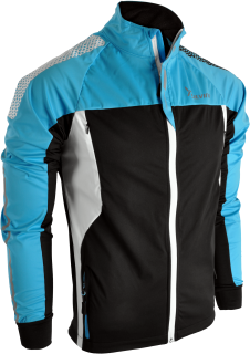 SILVINI SOFTSHELL BUNDA PÁNSKÁ MONTAGNO MJ415 BLACK-HAWAII