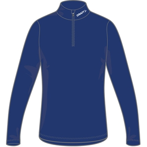 Mikina CRAFT Shift Halfzip JR