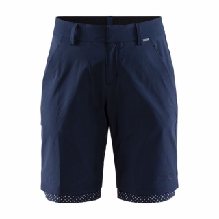W Cyklošortky CRAFT Ride Habit Shorts