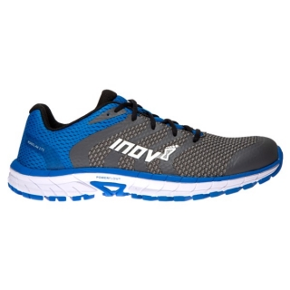 Boty INOV-8 ROADCLAW 275 KNIT M (S) grey/blue