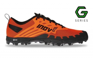 W Boty INOV-8 X-TALON G 235 W (P) orange/black