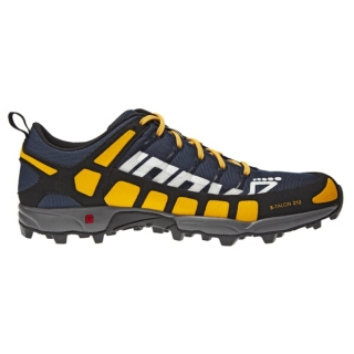 Boty INOV-8 X-TALON 212 v2 M (P) navy/yellow