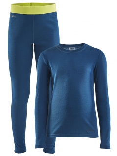 Set CRAFT CORE Warm Baselayer Junior