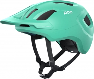 Helma POC AXION SPINFLUORITE GREEN MATT